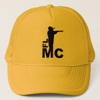 FLORIDA MC HIPHOP TRUCKER HAT