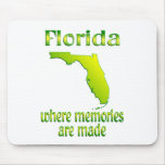 Florida Memories Mousepads