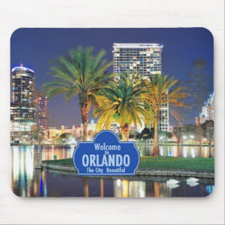 FLORIDA MOUSE MAT