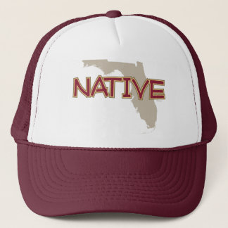 Florida NATIVE Trucker Hat