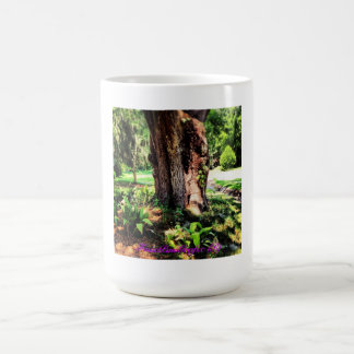 Florida Oak Tree Basic White Mug