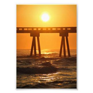 Florida Ocean Sunset 5x7 Photo