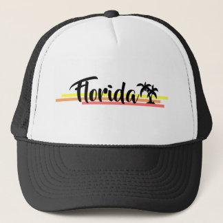 Florida Palm Tree Hat