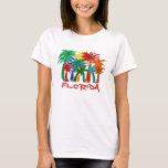 Florida palm tree shirt
