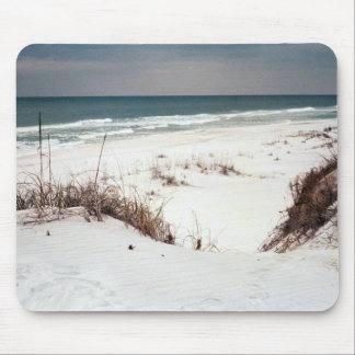 Florida Panhandle beach Mouse Mat
