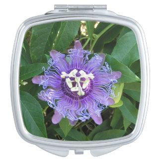 FLORIDA PASSION VINE Compact Mirror