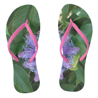 FLORIDA PASSION VINE Flip Flops