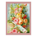 Florida Perfume Water with Cabbage Roses