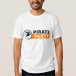 Florida Pirate Party Shirt