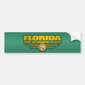 Florida Pride Bumper Sticker