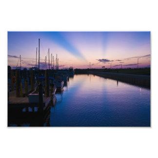 Florida Rays of Sunshine Photo Art