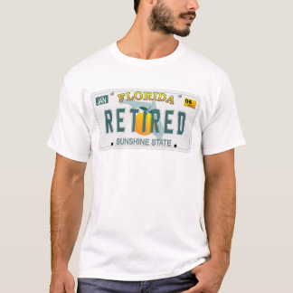 Florida retired T-Shirt