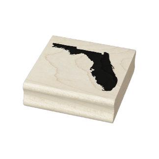 Florida Solid Rubber Art Stamp