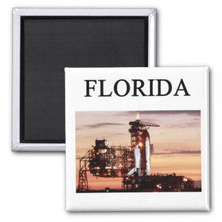 florida square magnet