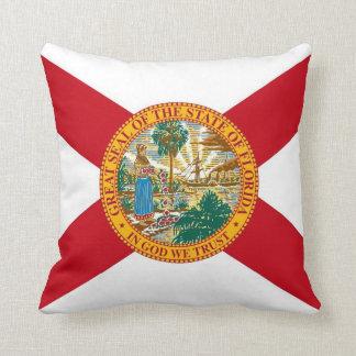 Florida State Flag American MoJo Pillow