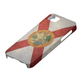 Florida state flag barely there iPhone 5 case