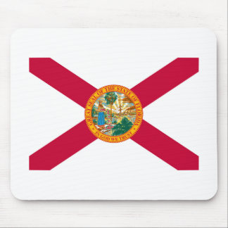 Florida State Flag Design Mouse Mat