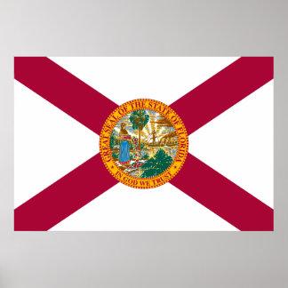 Florida State Flag Print