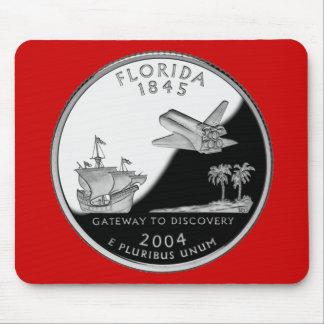 Florida State Quarter Mousepad