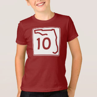 Florida State Route 10 T-Shirt