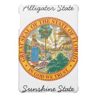 Florida State Seal and Motto iPad Mini Cover