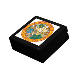 Florida State Seal Gift Box