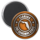 """Florida Steel"" Magnets (O)"