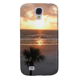 Florida sunrise galaxy s4 case