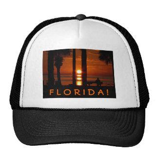 Florida Sunset Trucker Hat