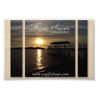 Florida Sunsets Photo Print
