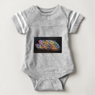 florida-sunshine-state baby bodysuit