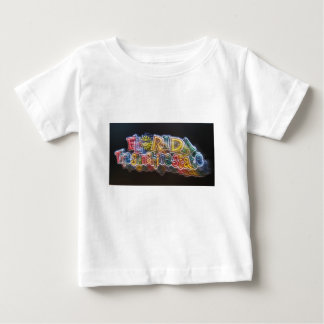 florida-sunshine-state baby T-Shirt