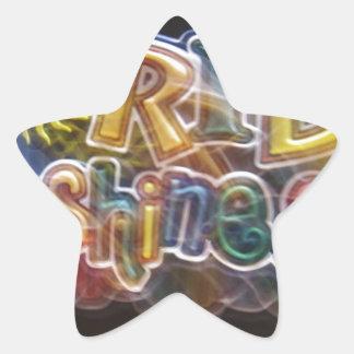 florida-sunshine-state star sticker