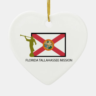 FLORIDA TALLAHASSEE MISSION LDS CTR CHRISTMAS ORNAMENT