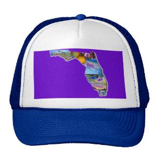 FLORIDA - THE SUNSHINE STATE HATS