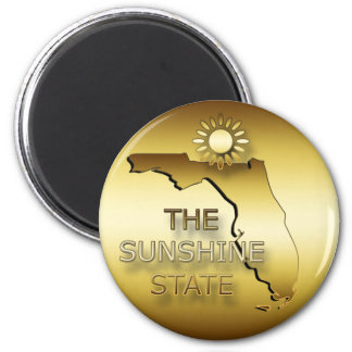 FLORIDA THE SUNSHINE STATE MAGNETS