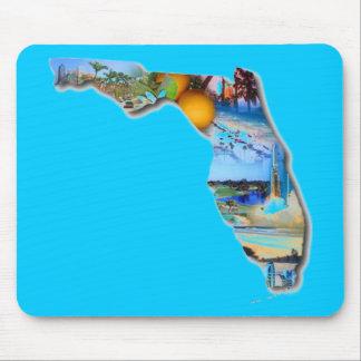 FLORIDA - THE SUNSHINE STATE MOUSE PAD