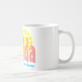 Florida The Sunshine State Coffee Mugs