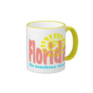 Florida The Sunshine State Coffee Mug