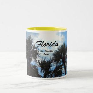 Florida, the Sunshine State Mugs