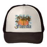 Florida The Sunshine State USA Cap