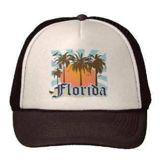 Florida The Sunshine State USA Hats
