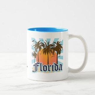 Florida The Sunshine State USA Mugs