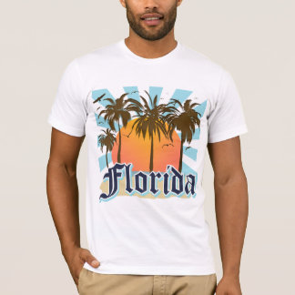 Florida The Sunshine State USA T-Shirt