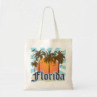 Florida The Sunshine State USA Budget Tote Bag