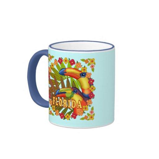 Florida Toucans Mug