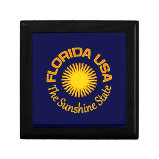 Florida USA gift Box