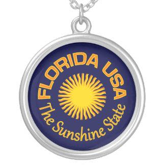 Florida USA necklace
