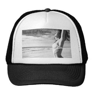 Florida Vacations Mesh Hat