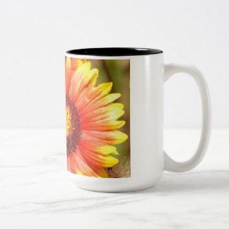 Florida Wildflower Coffee Mug